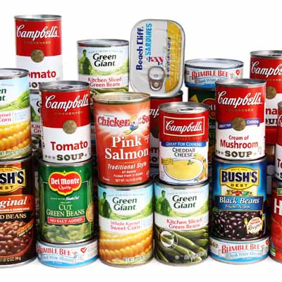 Soups & Canned Goods